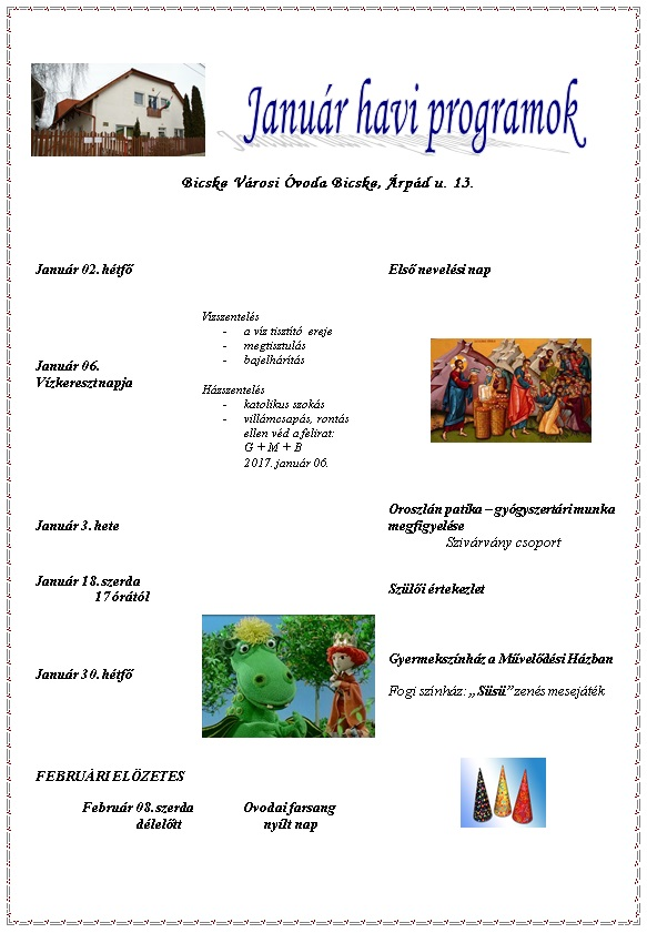 2017 Januari program arpad