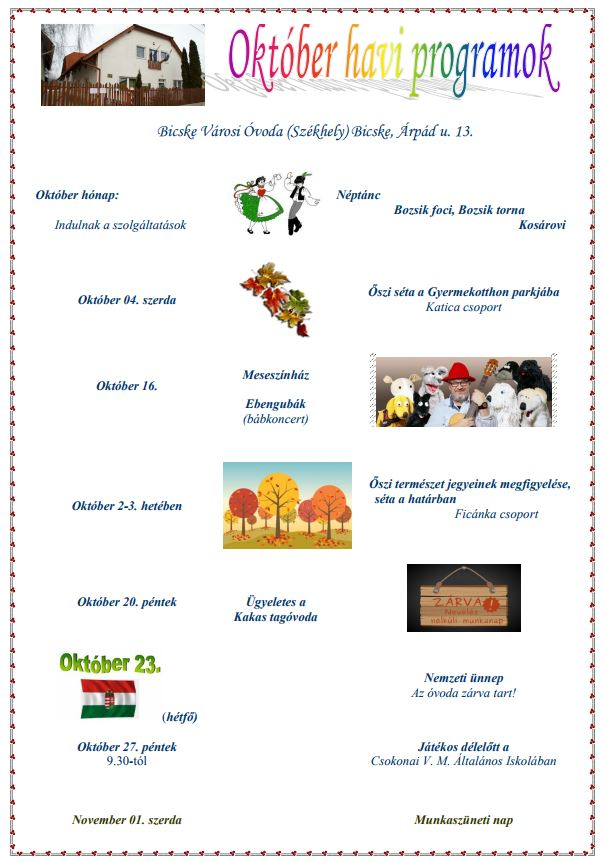 2017 oktoberi program arpad